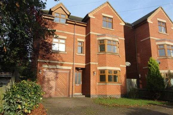 5 Bedrooms Detached House for sale in Main Street, Kirby Muxloe, Leicester