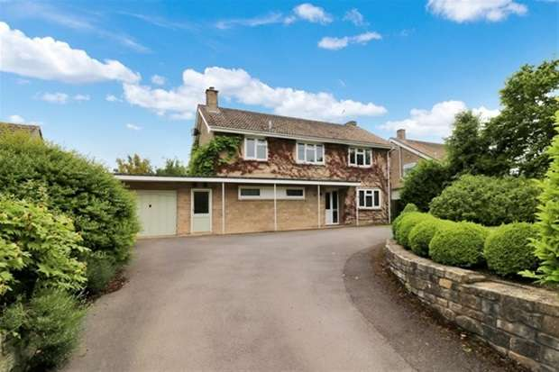 4 Bedrooms Detached House for sale in Compton Street, Compton Dundon, Somerton
