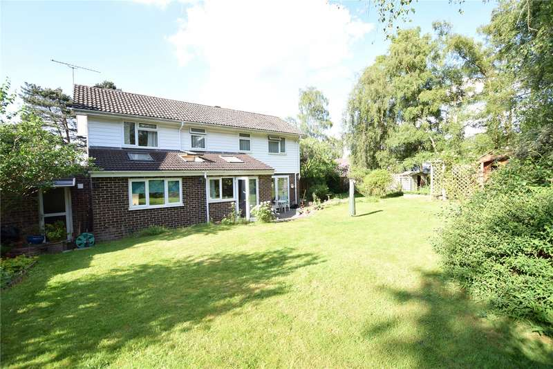 4 Bedrooms House for sale in Spinis, Bracknell, Berkshire, RG12