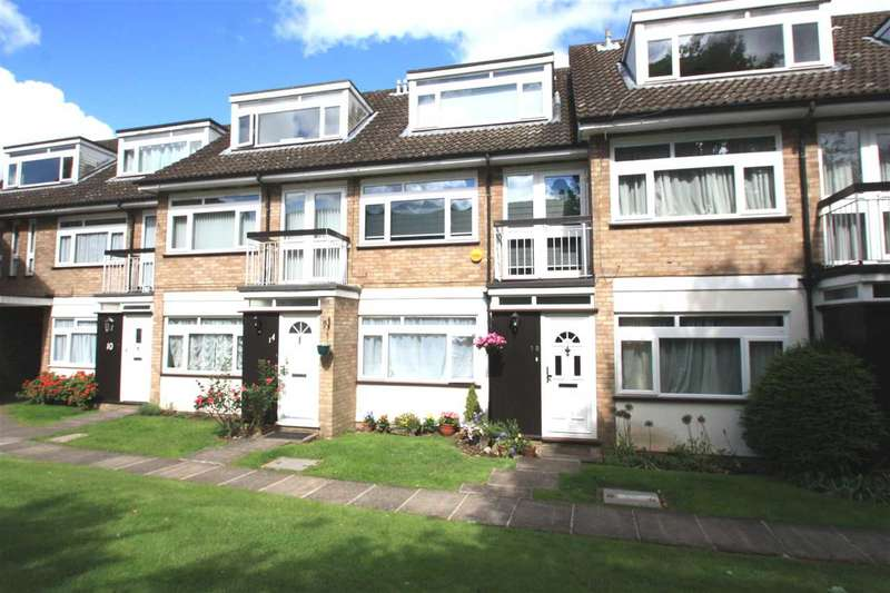 1 Bedroom Apartment Flat for sale in St Peters Close, Bushey Heath