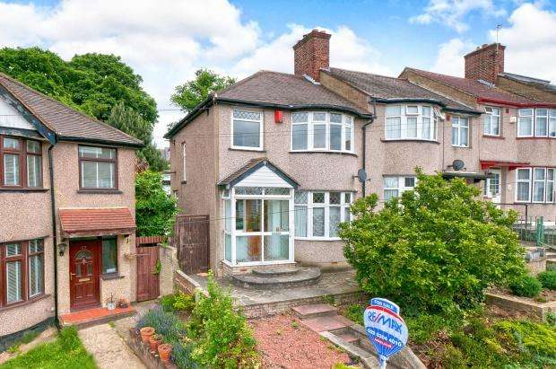 3 Bedrooms End Of Terrace House for sale in Moordown, Shooters Hill, SE18