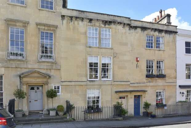 4 Bedrooms Town House for sale in 48 Rivers Street, Bath