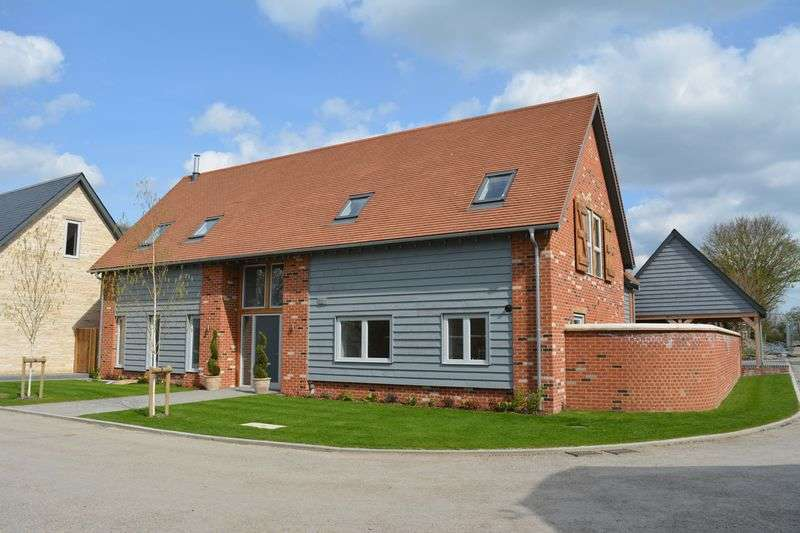 5 Bedrooms Property for sale in Church Farm, West Hanney, Wantage