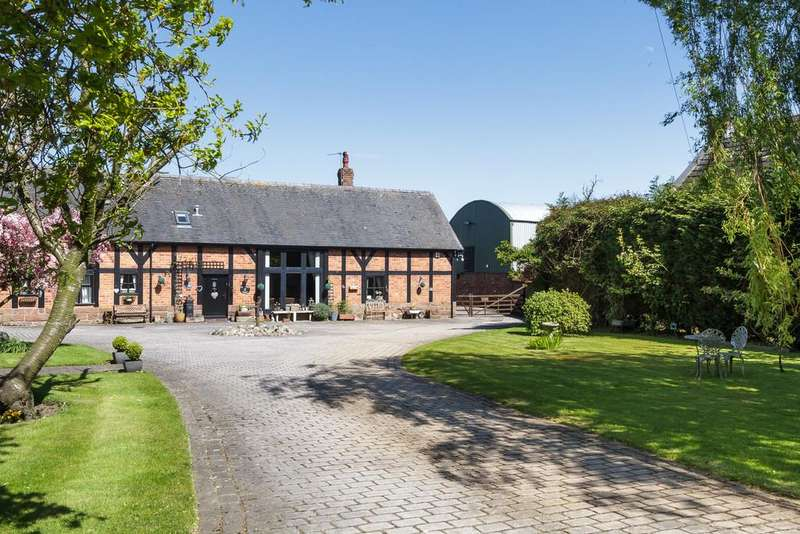 Barn Conversion Character Property for sale in Barley Castle Lane, Appleton