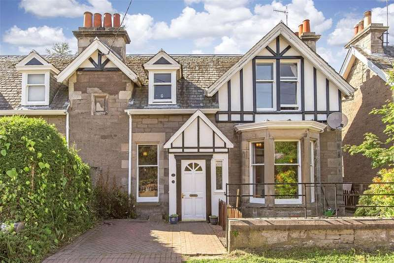 3 Bedrooms Semi Detached House for sale in 18 Queens Road, Scone, Perth, PH2
