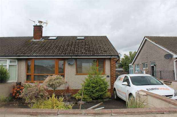 2 Bedrooms Semi Detached Bungalow for sale in White Lund Road, Morecambe, Lancashire