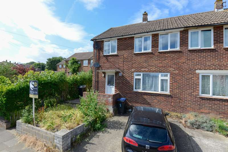 3 Bedrooms Semi Detached House for sale in Essex Road, Canterbury, CT1