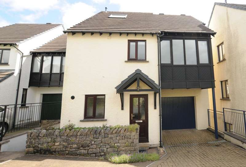 4 Bedrooms Detached House for sale in Applewood, Kendal