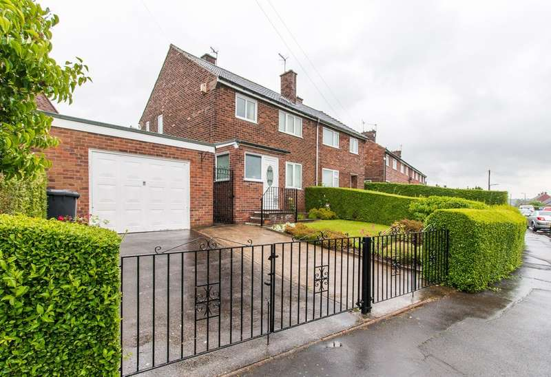 3 Bedrooms Semi Detached House for sale in Birchall Avenue, Whiston