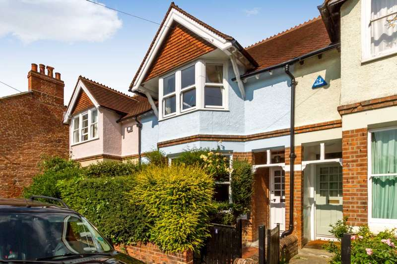 3 Bedrooms Terraced House for sale in Leckford Place, Walton Manor