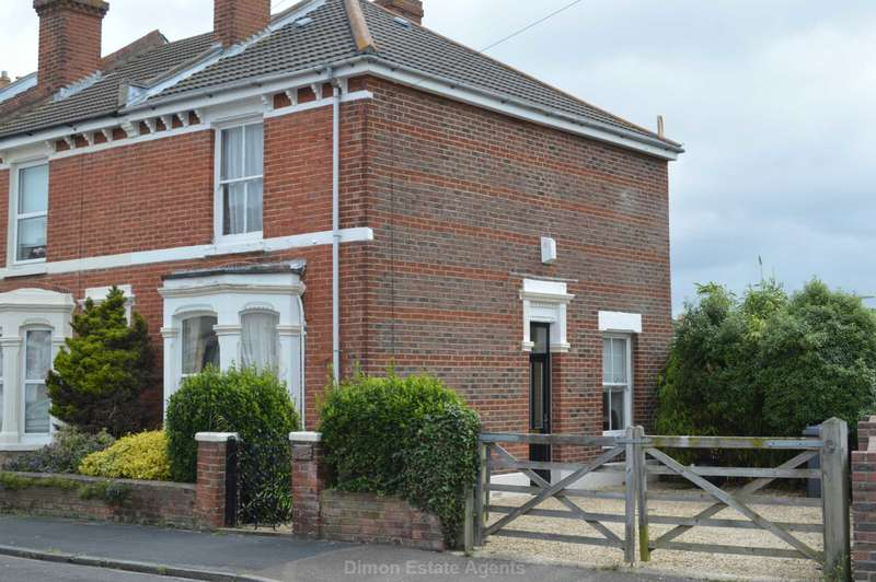 2 Bedrooms End Of Terrace House for sale in Kings Road, Gosport