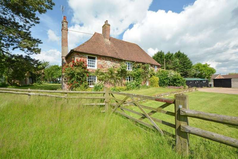 4 Bedrooms Farm House Character Property for sale in Brook, TN25
