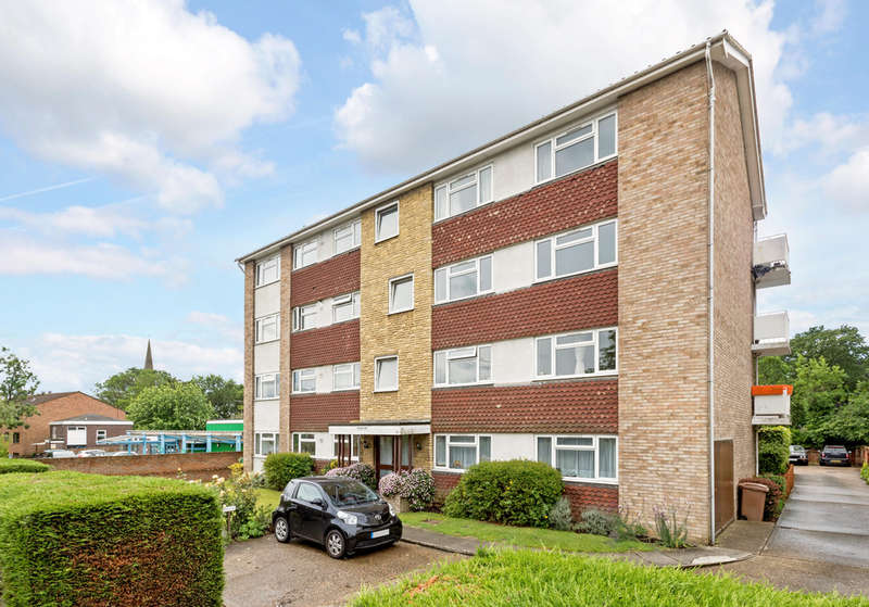 2 Bedrooms Flat for sale in Ewell Road, Surbiton, KT6
