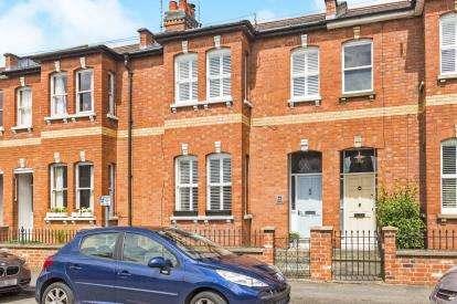 4 Bedrooms Terraced House for sale in Bath Parade, Cheltenham, Gloucestershire, Cheltenham