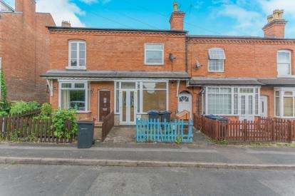 2 Bedrooms Terraced House for sale in Francis Road, Acocks Green, Birmingham, West Midlands