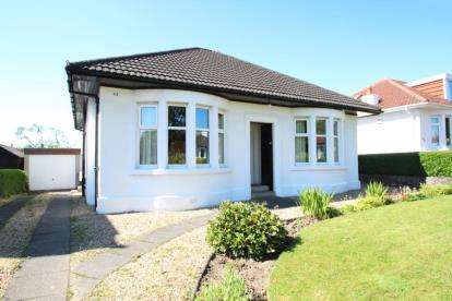 3 Bedrooms Bungalow for sale in Southwold Road, Paisley