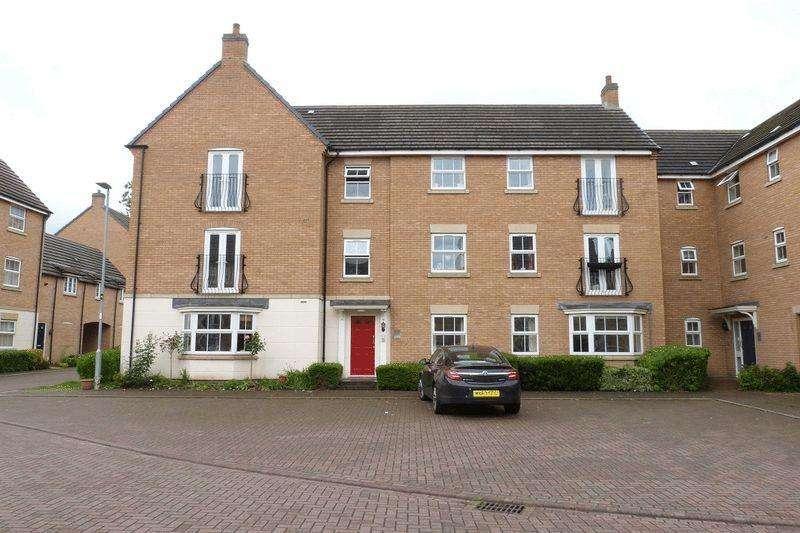 2 Bedrooms Apartment Flat for sale in Lady Jane Walk, Scraptoft