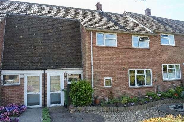 3 Bedrooms Terraced House for sale in York Avenue, Cogenhoe, Northampton NN7 1NB