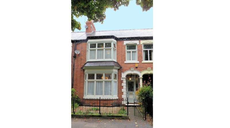3 Bedrooms House for sale in Marlborough Avenue, Hull, HU5 3LE