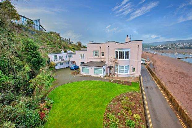 2 Bedrooms Terraced House for sale in Marine Parade, Shaldon, Devon