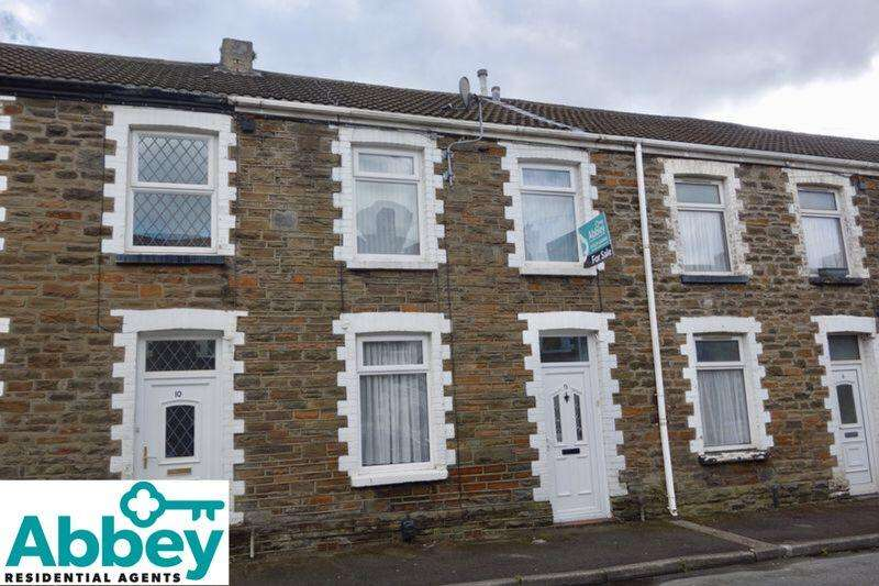 3 Bedrooms Terraced House for sale in Creswell Road, Neath, SA11 1HE
