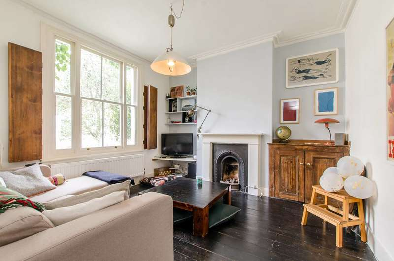 2 Bedrooms House for sale in Nursery Road, Brixton, SW9