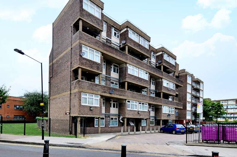 1 Bedroom Flat for sale in Old Montague Street, Brick Lane, E1