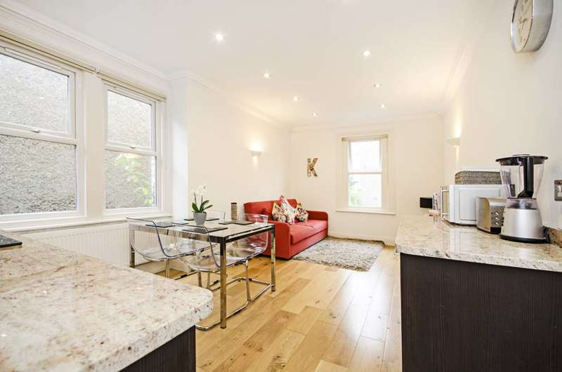 1 Bedroom Flat for sale in Russell Road, Hendon, NW9