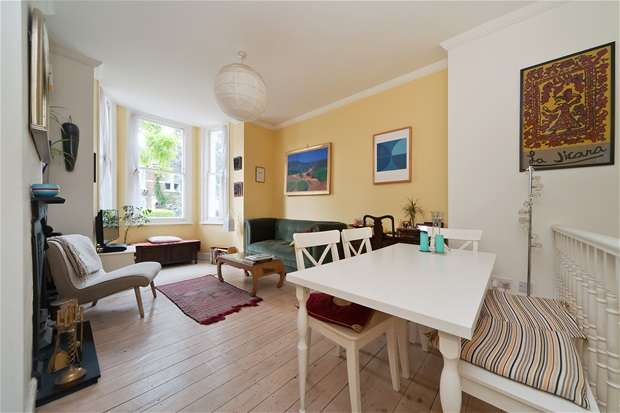 3 Bedrooms Flat for sale in Spenser Road, Herne Hill