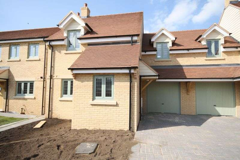 3 Bedrooms Property for sale in Woodlands Place, Eynsham