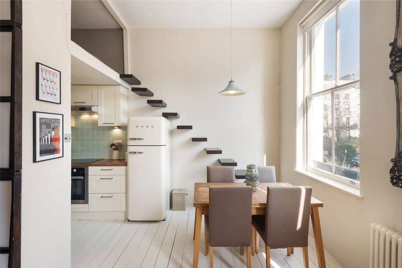 2 Bedrooms Flat for sale in Talbot Road, Notting Hill, London, W11