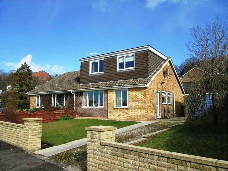 3 Bedrooms Semi Detached Bungalow for sale in Capri Court, Darfield, Barnsley, South Yorkshire