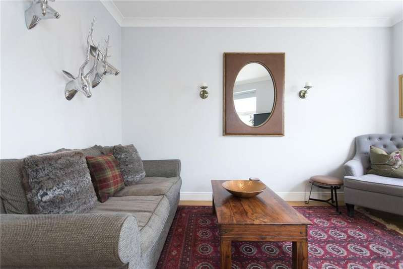 2 Bedrooms Flat for sale in Putney Bridge Road, Putney, London