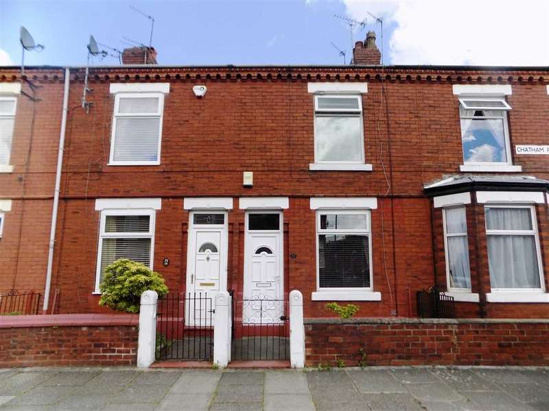 2 Bedrooms Property for sale in Chatham Road, Gorton, Manchester