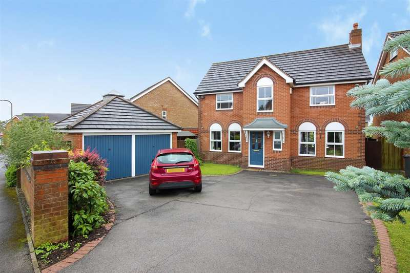 4 Bedrooms House for sale in Pritchard Drive, Stapleford, Nottingham