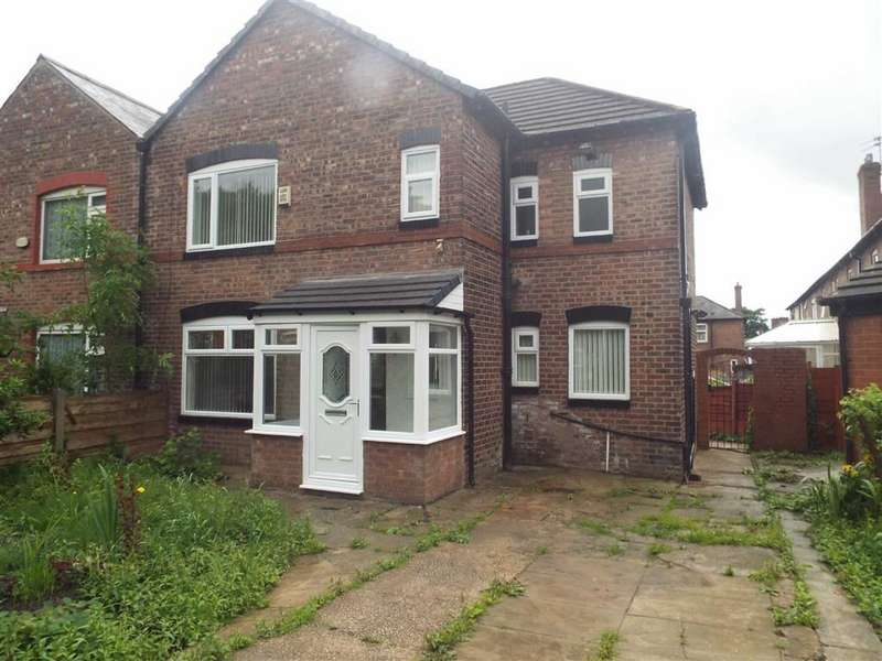 3 Bedrooms Property for sale in Shirley Avenue, Salford