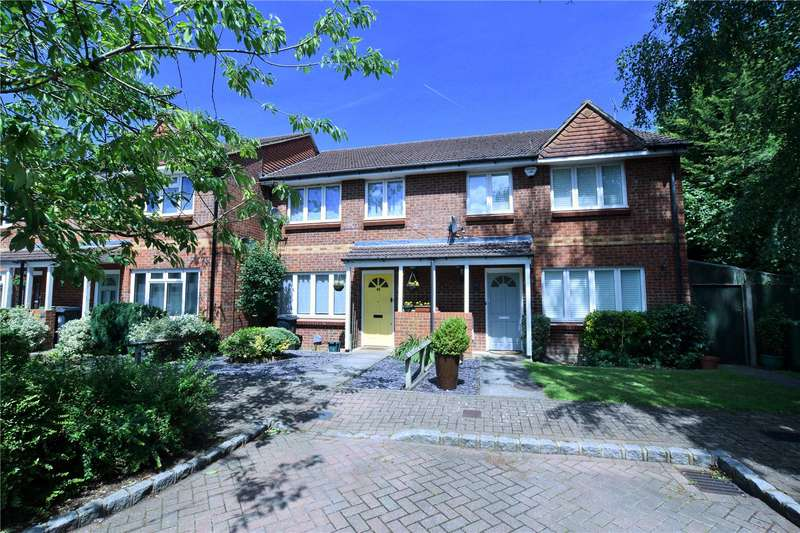 3 Bedrooms Terraced House for sale in Scarlet Oaks, Camberley, Surrey, GU15