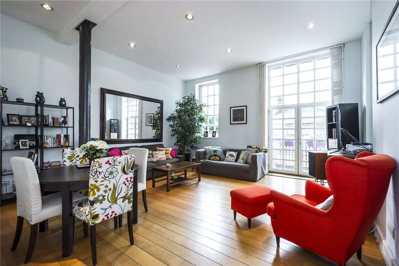 2 Bedrooms Flat for sale in Tottenham Road, London, N1