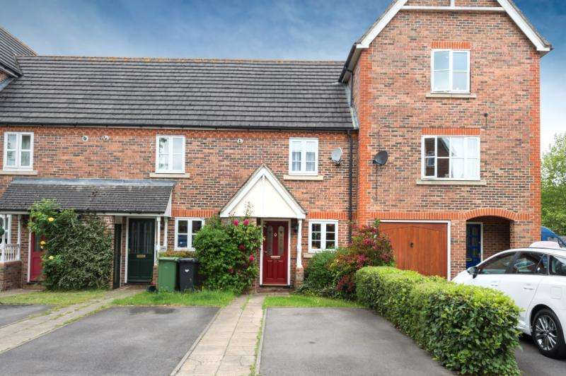 2 Bedrooms Terraced House for sale in Anna Pavlova Close, Abingdon