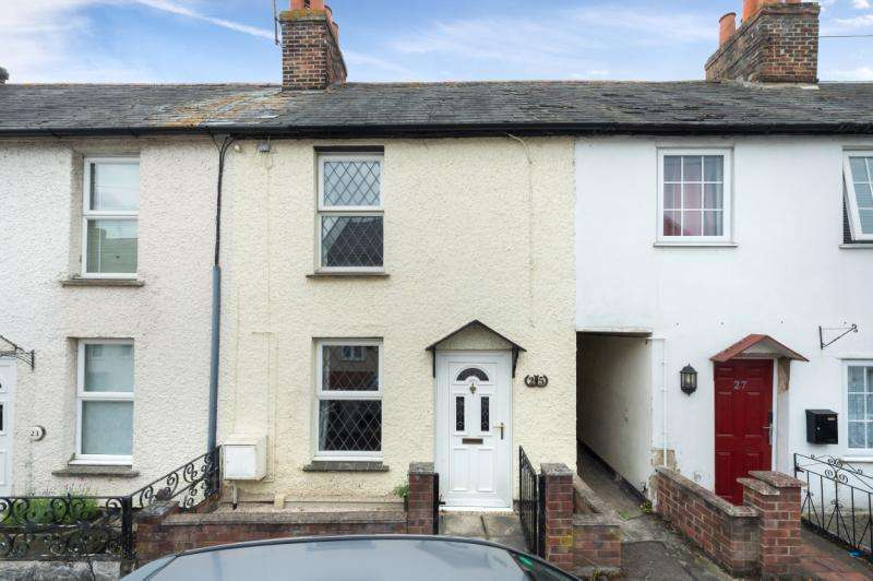 2 Bedrooms Terraced House for sale in Church Street, Didcot
