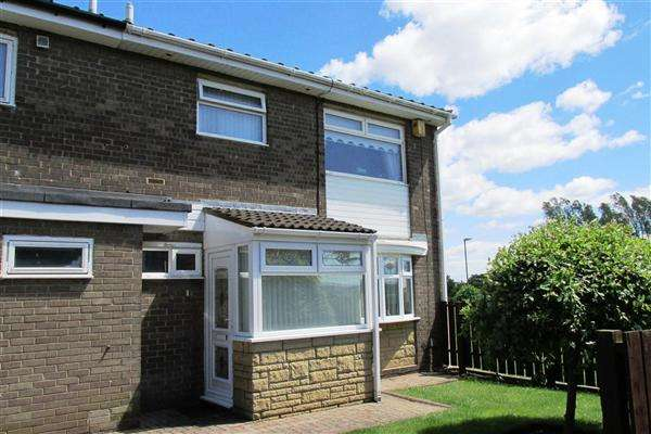 3 Bedrooms Link Detached House for sale in Byrness, Newcastle upon Tyne