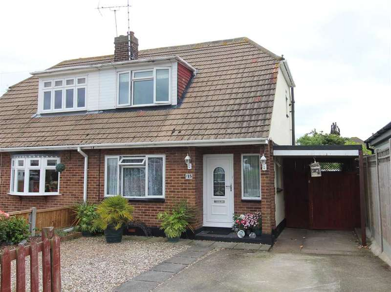 2 Bedrooms Semi Detached House for sale in Canvey Island
