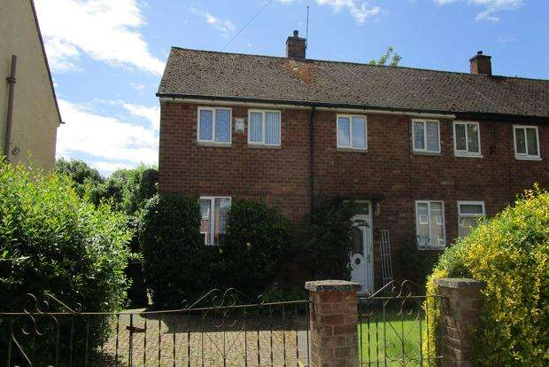 3 Bedrooms Semi Detached House for sale in Keightley Road, Leicester, LE3