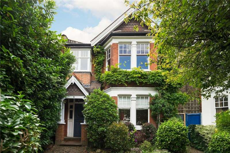 5 Bedrooms Semi Detached House for sale in Elers Road, London, W13