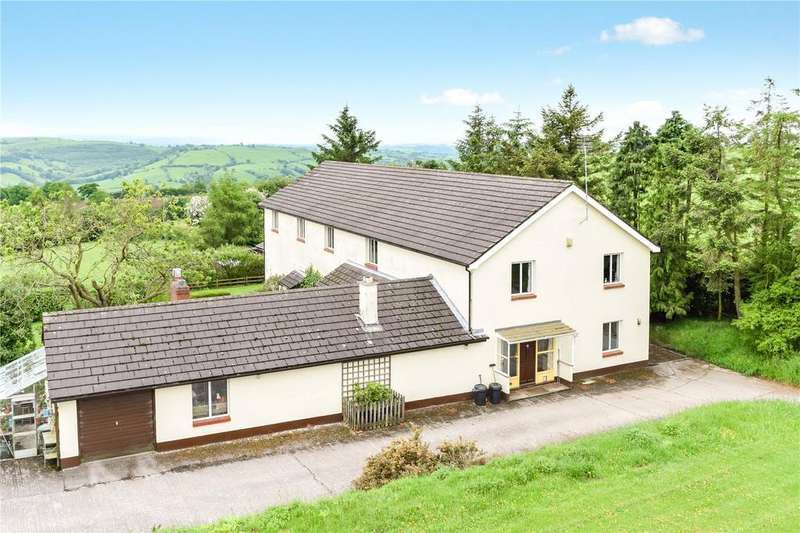 6 Bedrooms Detached House for sale in Llanfair Caereinion, Welshpool, Powys