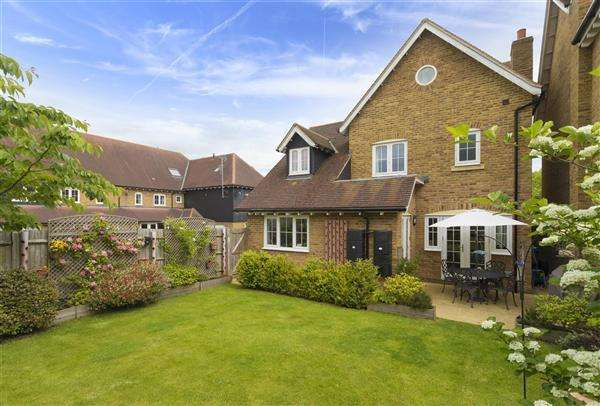 5 Bedrooms Detached House for sale in Horselees Road, Boughton-under-Blean