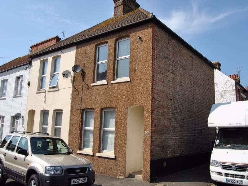 2 Bedrooms End Of Terrace House for sale in Leopold Road, Bexhill-on-Sea, TN39
