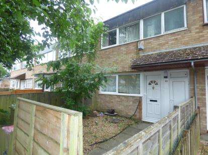 3 Bedrooms Terraced House for sale in Torridon Court, Bletchley, Milton Keynes, Buckinghamshire