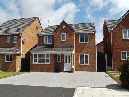 4 Bedrooms Detached House for sale in Ridgewell Close, Litherland, Liverpool, Merseyside, L21