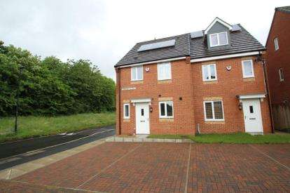 3 Bedrooms Semi Detached House for sale in Elmont Close, Newcastle Upon Tyne, Tyne and Wear, NE5